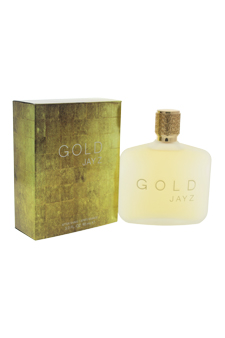 Gold Jay Z by Jay Z for Men - 3 oz After Shave