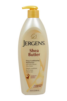 Jergens Shea Butter Deep Conditioning Moisturizer Jergens 168 oz Moisturizer For Unisex at Sears.com