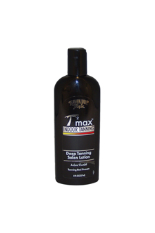 Tan Max Indoor Tanning Deep Tanning Salon Lotion by HAWAIIAN for Unisex - 8 oz Lotion