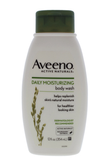 Daily Moisturizing Body Wash