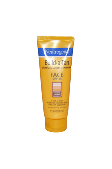Build-a-tan Gradual Sunless Tanning Lotion For Face by Neutrogena for Unisex - 2.5 oz Lotion