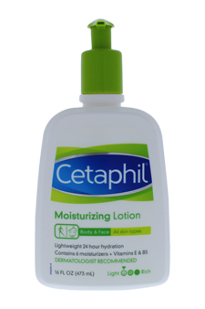 Moisturizing Lotion for all Skin Types for Unisex - 16 oz Lotion