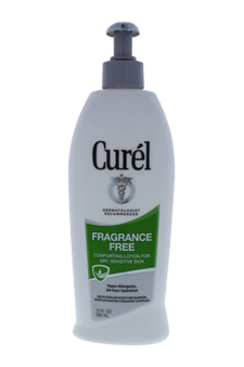 Continuous Comfort Fragrance Free Moisture Lotion