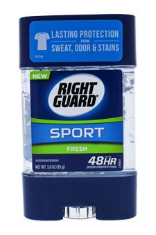 sport-3-d-odor-defense-antiperspirant-deodorant-clear-gel-fresh-by-right-guard-for-unisex-3-oz-deodorant-stick