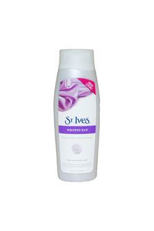 Whipped Silk Delivers Creamy Indulgent Lather Body Wash by ST. Ives for Unisex Body Wash