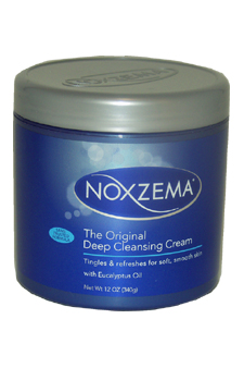 The Original Deep Cleansing Cream by Noxzema for Unisex - 12 oz Cream