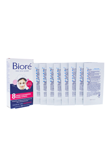 Original Deep Cleansing Pore Strips for Unisex - 8 Pc Pore Strips