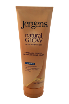 Natural Glow Firming Moisturizer for Fair to Medium Skin Tones by Jerg