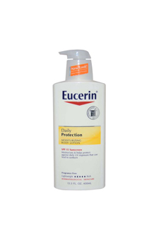 Everyday Protection Body Lotion SPF 15 by Eucerin for Unisex Body Lotion