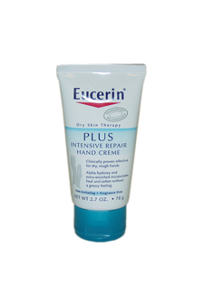 Plus Intensive Repair Hand Creme by Eucerin for Unisex Hand Cream