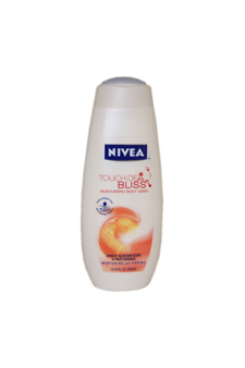 Touch Of Bliss Moisturizing Body Wash Apricot Blossom Scent And Fruit Essence by Nivea for Unisex Body Wash