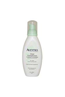 Active Naturals Clear Complexion Foaming Cleanser for Unisex Cleanser
