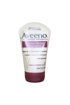 Active Naturals Intense Relief Hand Cream by Aveeno for Unisex Cream