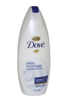 Deep Moisture Nourishing Body Wash with NutriumMoisture by Dove for Unisex Body Wash