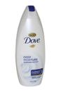 Deep Moisture Nourishing Body Wash with NutriumMoisture by Dove for Unisex - 24 oz Body Wash