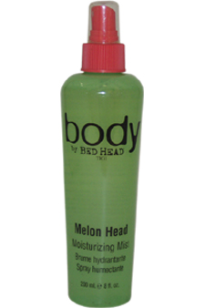 Bed Head Melon Head Moisturizing Mist for Unisex - 8 oz Mist
