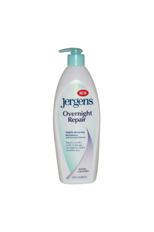 Overnight Repair Nightly Restoring Moisturizer by Jergens for Unisex Moisturizer