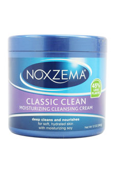Deep Cleansing Cream Plus Moisturizers by Noxzema for Unisex Moisturizer