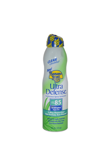 UltraMist Ultra Defense Continuous Clear Sunscreen Spray SPF 85