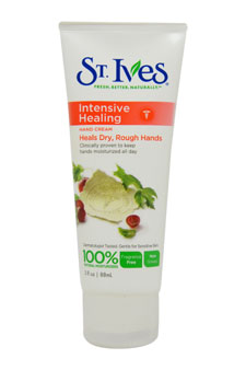 Intensive Healing Hand Cream by St. Ives for Unisex Hand Cream