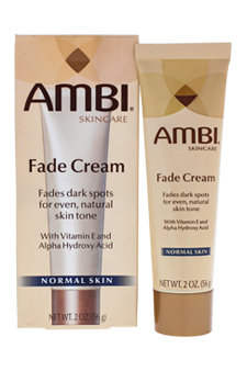 Fade Cream for Normal Skin by Ambi for Unisex - 2 oz Cream