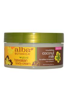 Hawaiin Coconut Milk Nourishing Body Cream