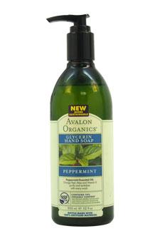 Organics Glycerin Hand Soap - Pepperment