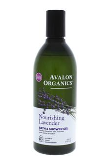 Organics Bath & Shower Gel - Lavender