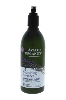 Organics Hand & Body Lotion - Lavender