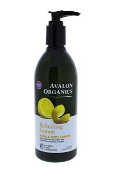 Organics Hand & Body Lotion - Lemon