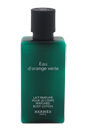 Eau D'Orange Verte by Hermes for Unisex - 1.35 oz Body Lotion