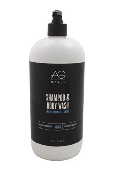 Shampoo & Body Wash Invigorating Cleanser