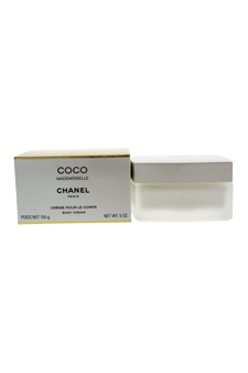 Chanel Coco Mademoiselle women 5oz Body Cream