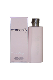 Womanity by Thierry Mugler for Women Perfumed Body Cream