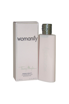 Womanity for Women - 6.7 oz Perfumed Body Milk