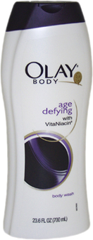 Body Age Defying Body Wash with VitaNiacin by Olay for Women - 23.6 oz Body Wash