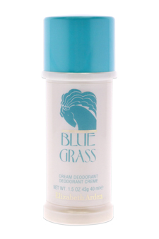 Blue Grass by Elizabeth Arden for Women - 1.5 oz Cream Deodorant