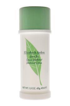 Green Tea by Elizabeth Arden for Women - 1.5 oz Cream Deodorant