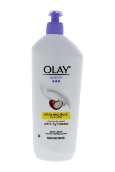 Ultra Moisture Lotion with Shea Butter by Olay for Women - 20.2 oz Body Lotion