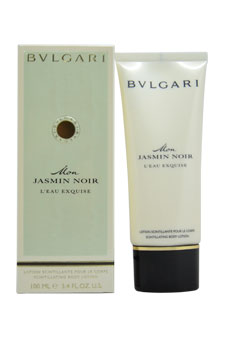Bvlgari Mon Jasmin Noir women 3.4oz Body Lotion