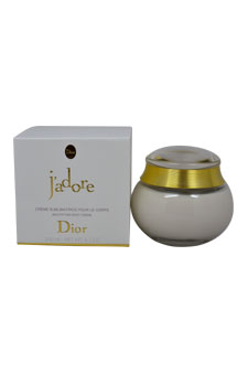 J'adore Beautifying Body cream at Perfume WorldWide