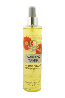 Warming Mango United Colors of Benetton 8.4 ozBody Mist Women at Sears.com