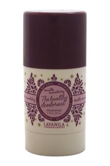 The Healthy Deodorant - Vanilla Snowberry by Lavanila for Women - 0.9 oz Deodorant Stick