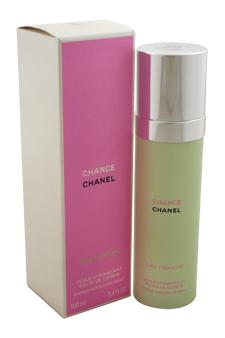 Chance Eau Fraiche Sheer Moisture Mist by Chanel for Women - 3.4 oz Body Mist