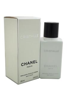 Chanel Cristalle women 6.8oz Body Lotion