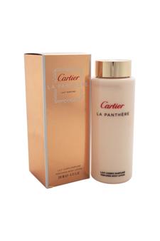 Cartier La Panthere women 6.75oz Body Lotion