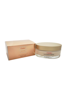 Cartier La Panthere women 6.75oz Body Cream