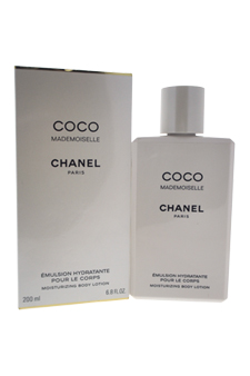 Chanel Coco Mademoiselle women 6.8oz Body Lotion