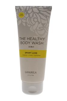 The Healthy Body Wash Sport Luxe 3-in-1 by Lavanila for Women - 6.7 oz Body Wash