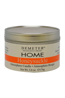 Honeysuckle by Demeter for Unisex - 5.6 oz Candle